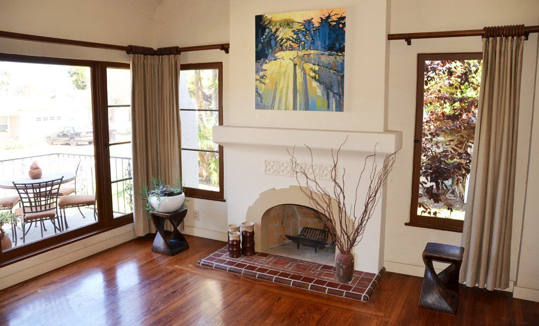 Image Result For Spanish Style Large White Stucco Fireplace Fireplace Plaster Design - Yahoo! Search Results | Great