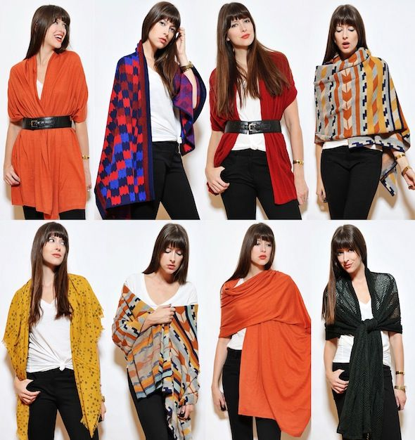 Pashmina 35 Ways To Wear A Scarf Character Brisa Utredson How