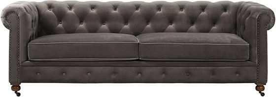 Ordinaire Gordon Tufted Sofa   Sofas   Living Room   Furniture | HomeDecorators.com