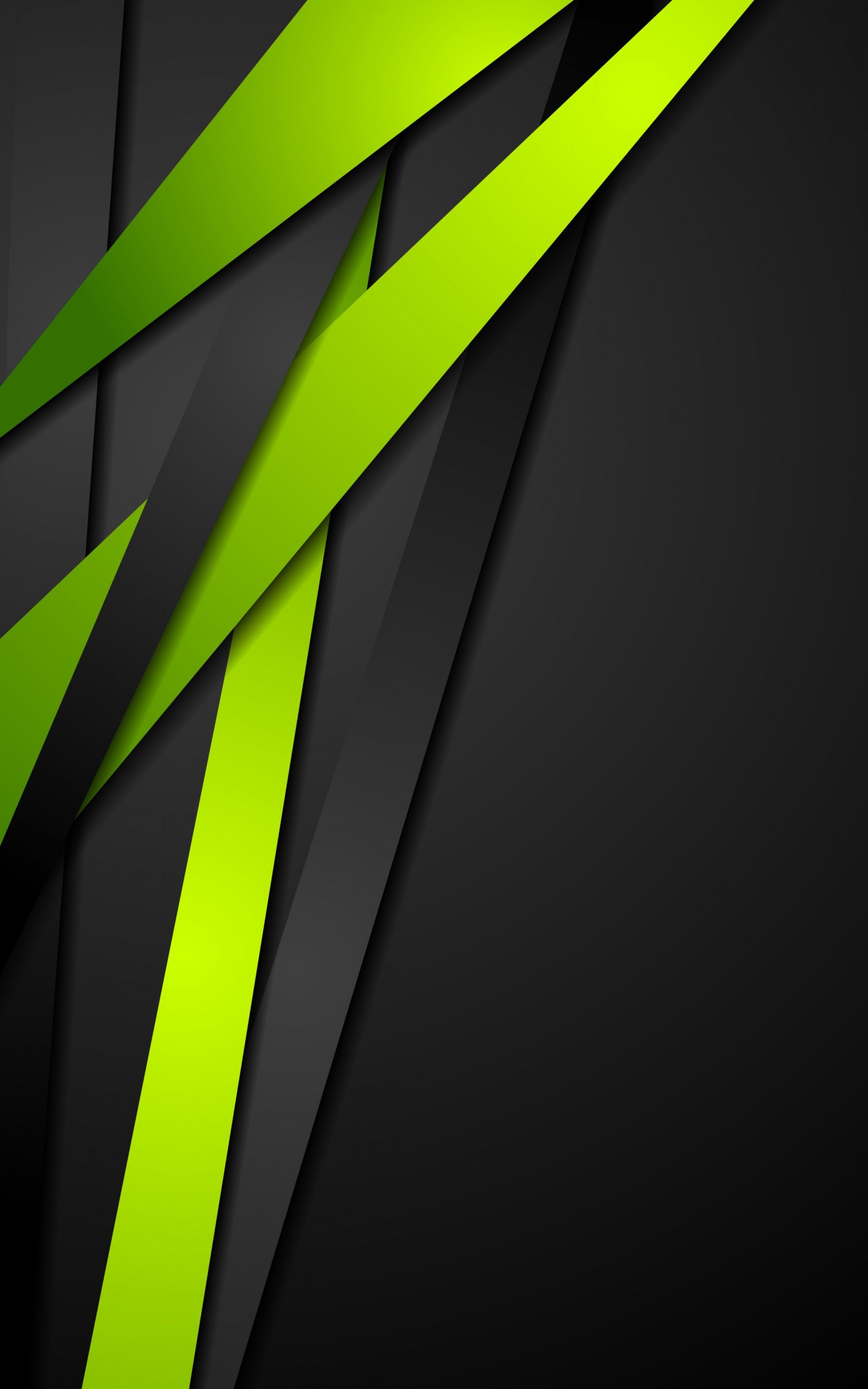 Green Black Background Design Abstract Geometry Ultrahd 4k Hd Phone Wallpaper Geometric In 2020 Black Background Design Green And Black Background Hd Phone Wallpapers