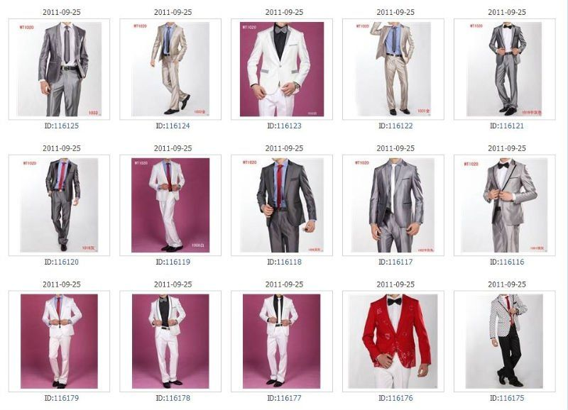 different suits for men  When it comes to Mens Wedding Suit there are different types in it