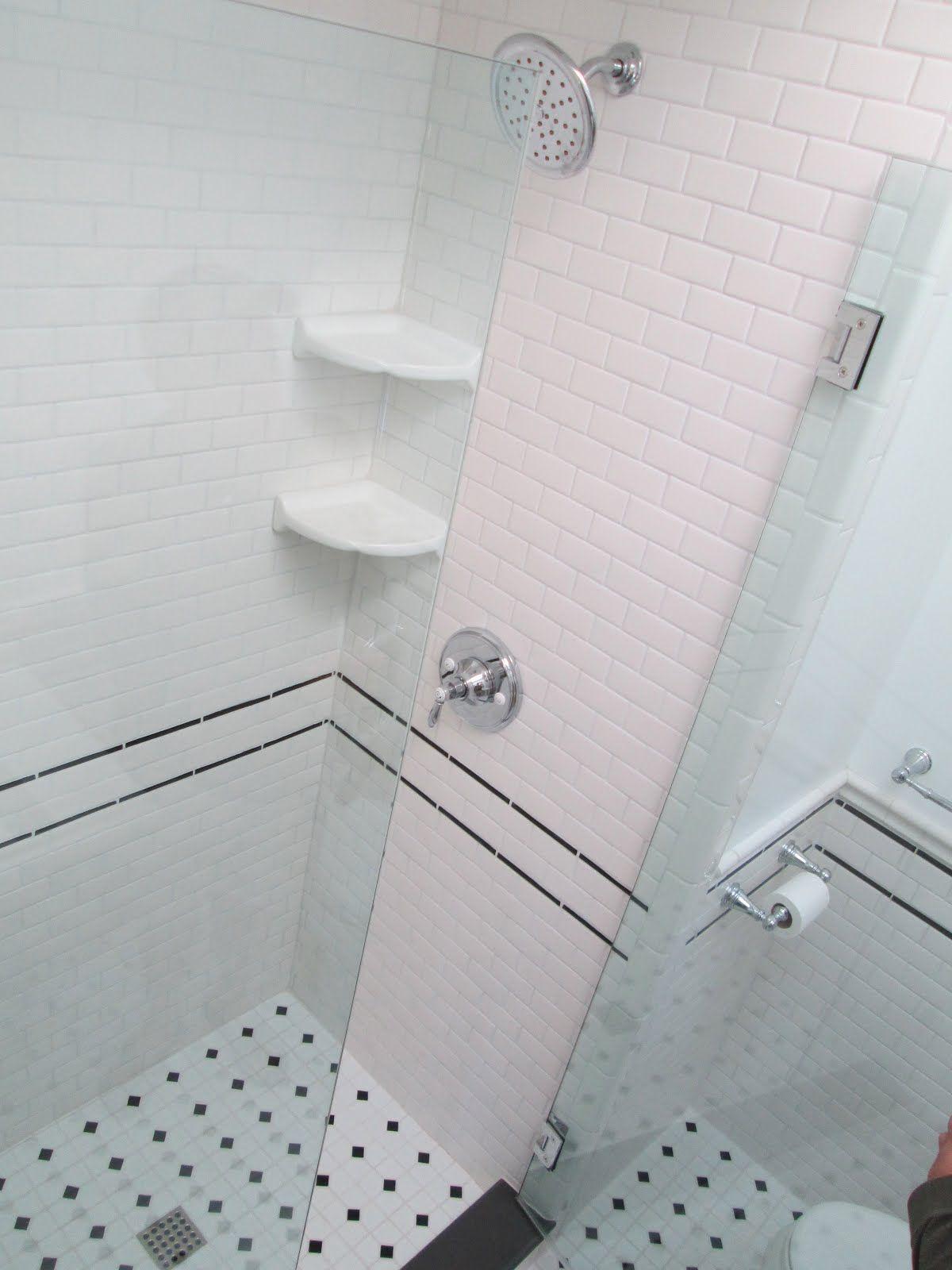 Green And Gray Bathroom Design Ideas Http Www Kittencarcare Info Green And Gray Bathroom White Subway Tile Shower Small Bathroom Tiles White Bathroom Tiles