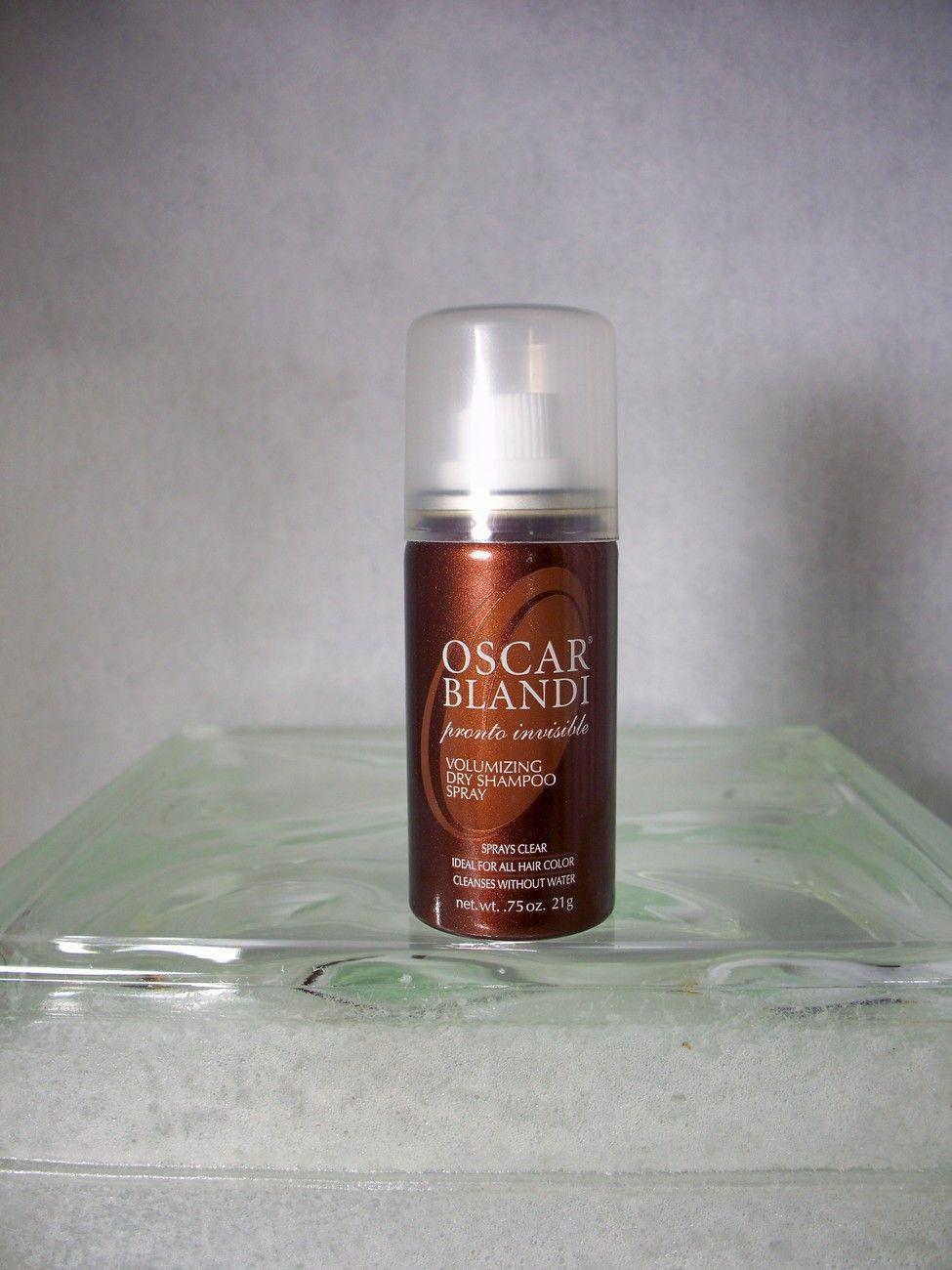 Oscar BlandiPronto Invisible Volumizing Dry Shampoo Spray