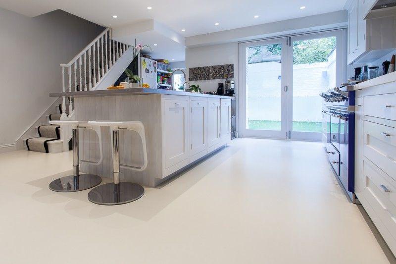 Minimalist Kitchen Still Cosy
