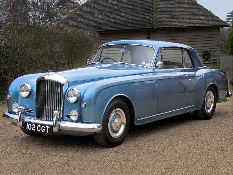 1956 bentley s1 continental saloon british classic cars. Black Bedroom Furniture Sets. Home Design Ideas