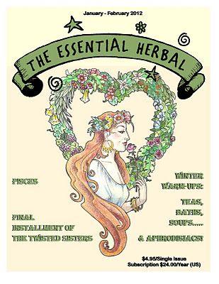 Herbalist, Tina Sam's, Essential Herbal Blog and magazine.