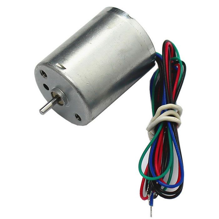 BLDC2430-370 Brushless DC 12V 6000RPM Motor w/ Long Service Life Small Noise. Find the cool gadgets at a incred
