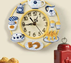 Small Decorative Kitchen Wall Clocks | http://letskilltheothers ...