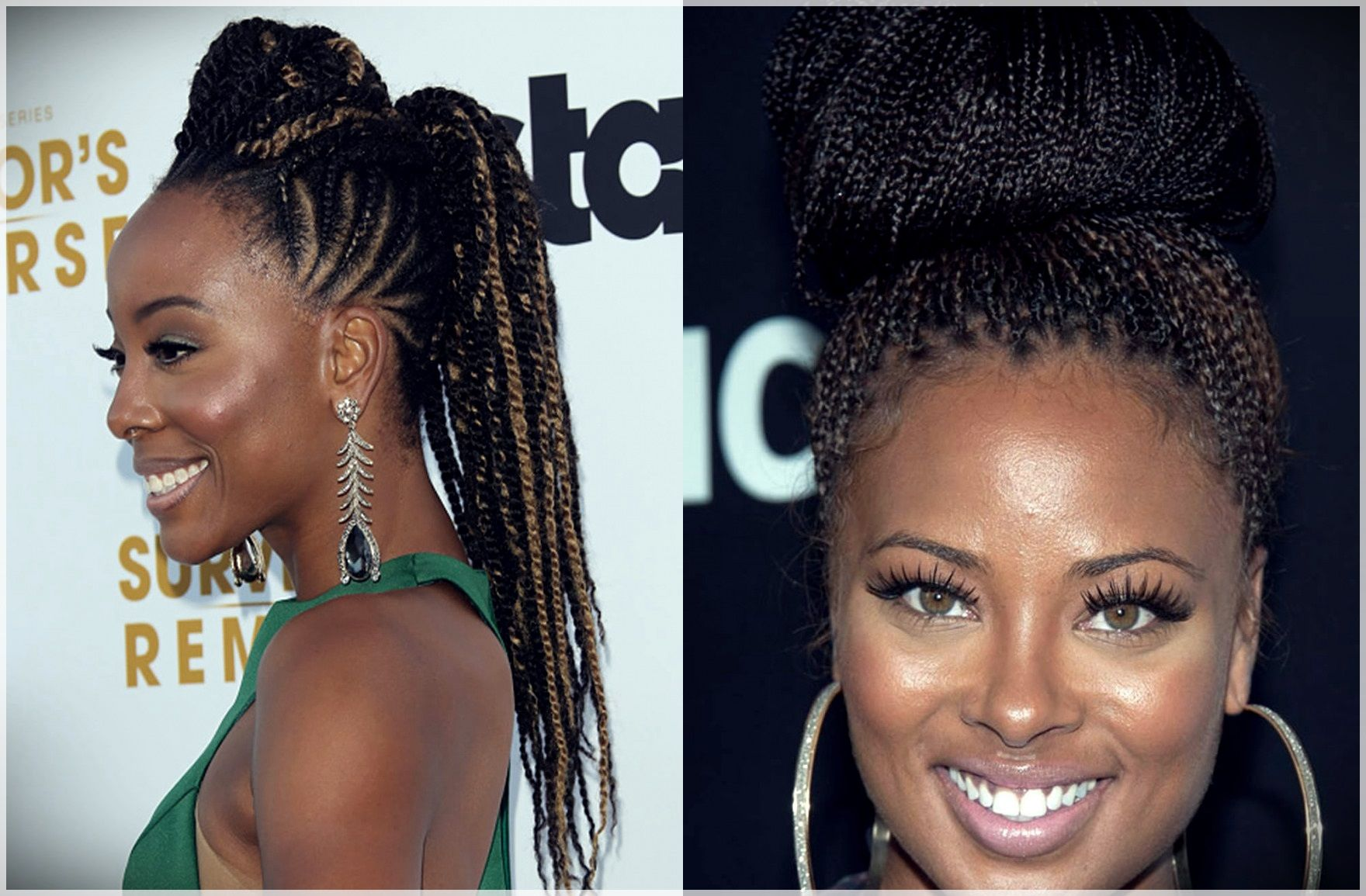 Top 15 Hairstyles For Black Women 2019 Braided Hairstyles For