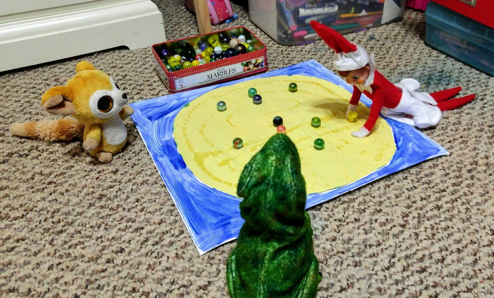 A Game Of Marbles With Images Kids Rugs The Elf Decor