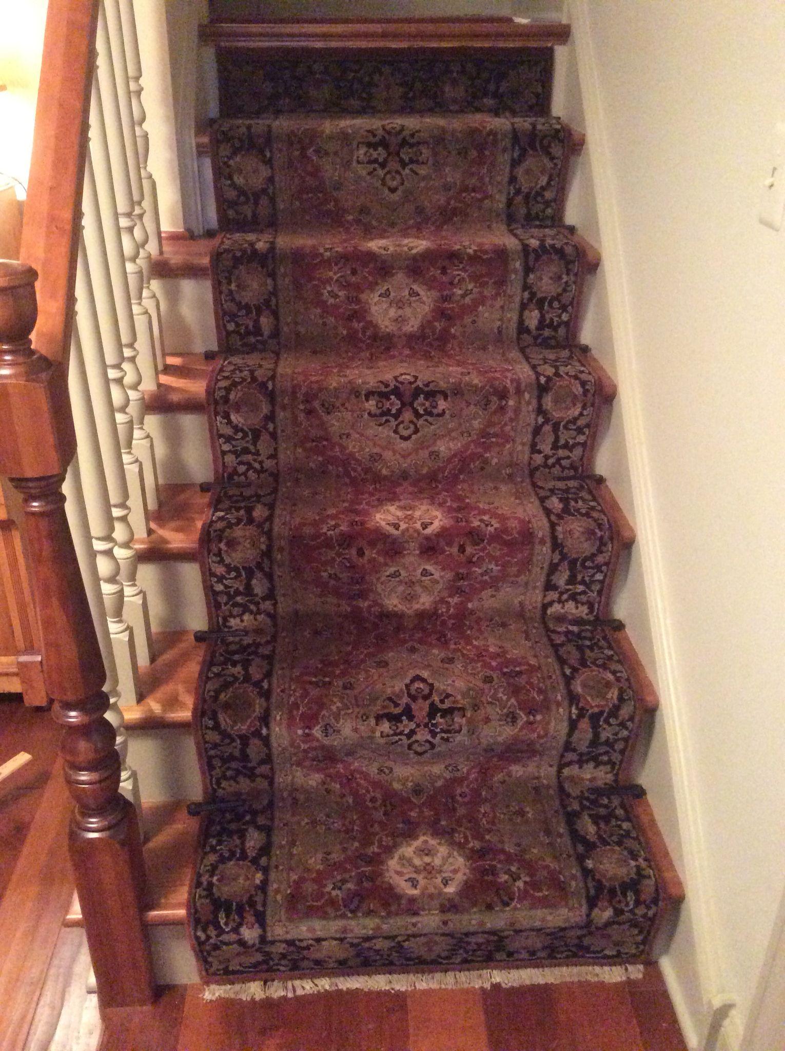 Best Brandonrugs Com Hand Knotted Oriental Rug Stairway 400 x 300