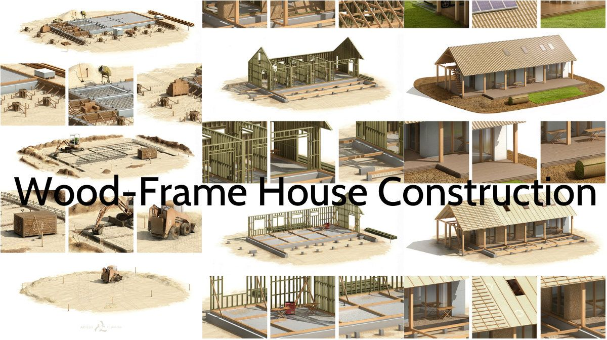 Canadian Wood-Frame Construction of a House Characteristics ...
