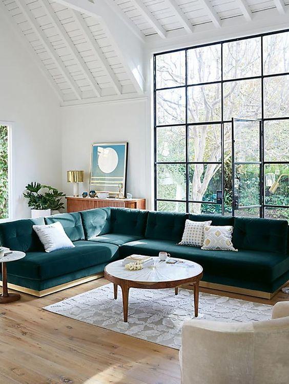 Scandinavian Interior Design Home Interior Design Decor Nordic Design Nordic Bedroom Nordic Livi Dark Blue Living Room Living Room Modern Living Room Designs
