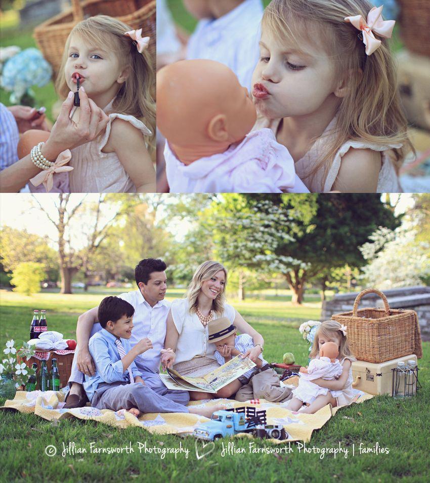 Pereira Family Fotosessiya Fotoproekty Piknik