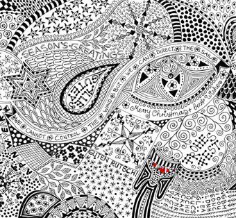 Pin von j lab auf illustrations pinterest for Mosaik vorlagen zum ausdrucken