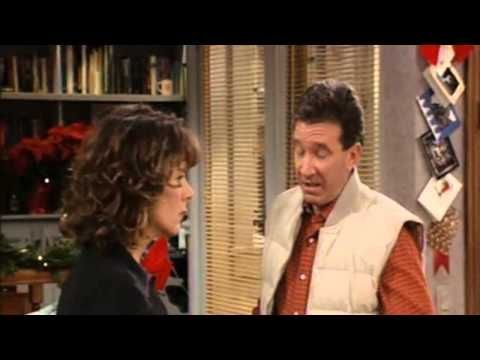 Home Improvement S07e11 Bright Christmas Youtube Home