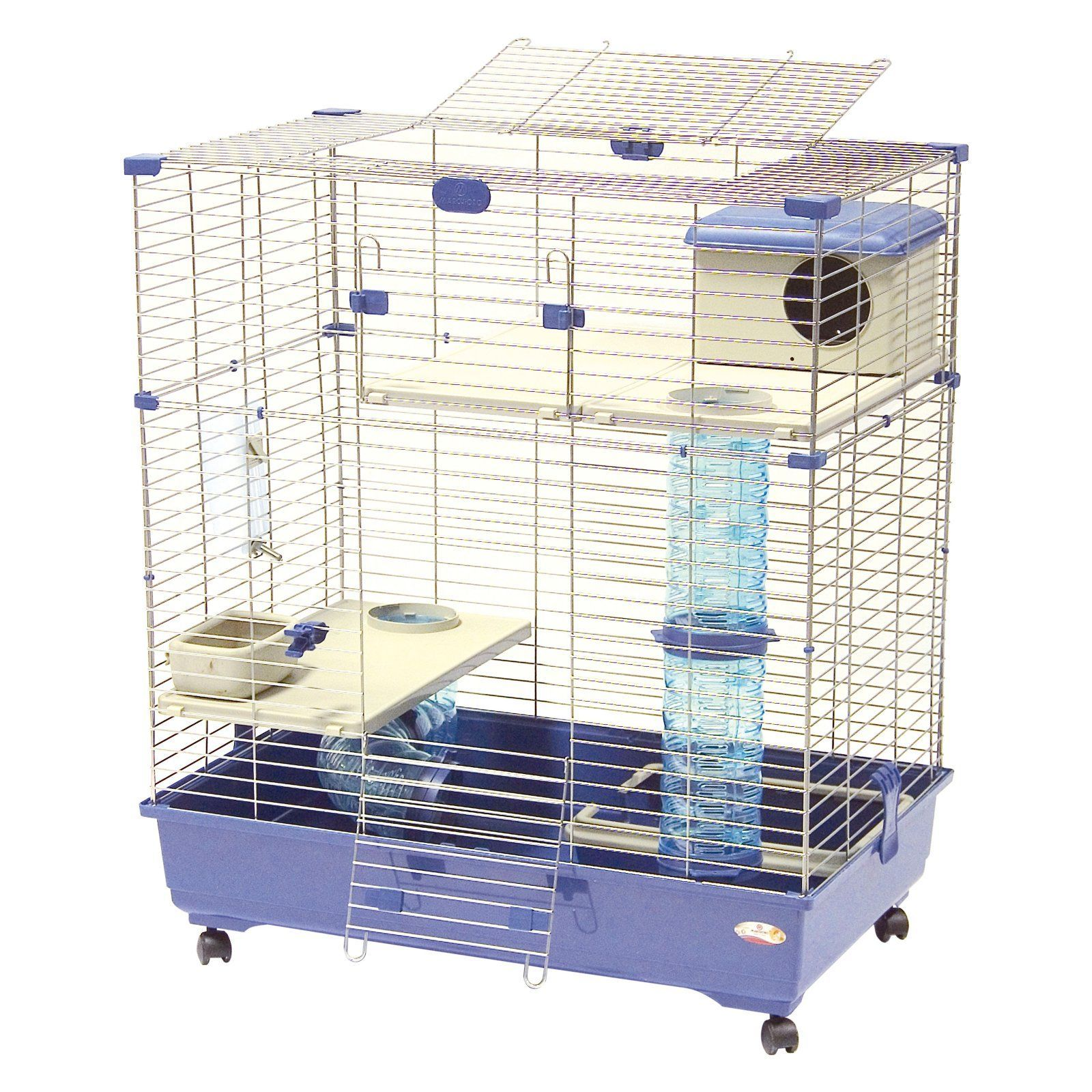 Large Dog Cage With Divider Small Animal Cage Pet Cage Large