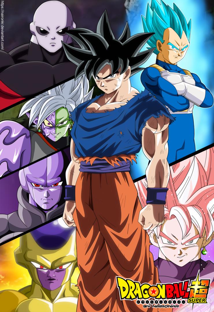 Goku Vegeta Jiren Zamasu Fusion Hit Golden Frieza And Black Goku Anime Dragon Ball Super Dragon Ball Dragon Ball Z