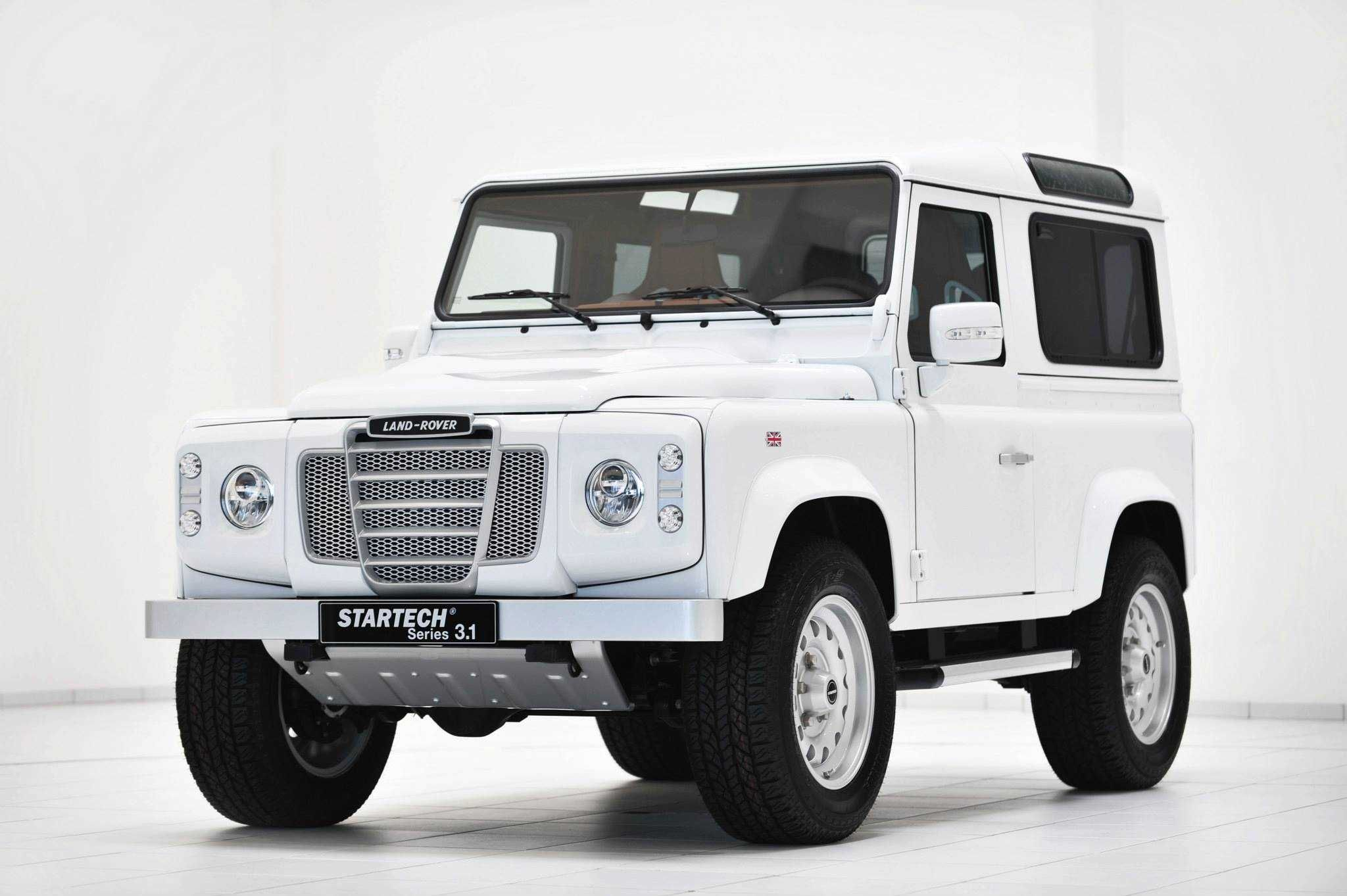 This Custom Land Rover Defender 90 Will Make Your Jaw Drop Land