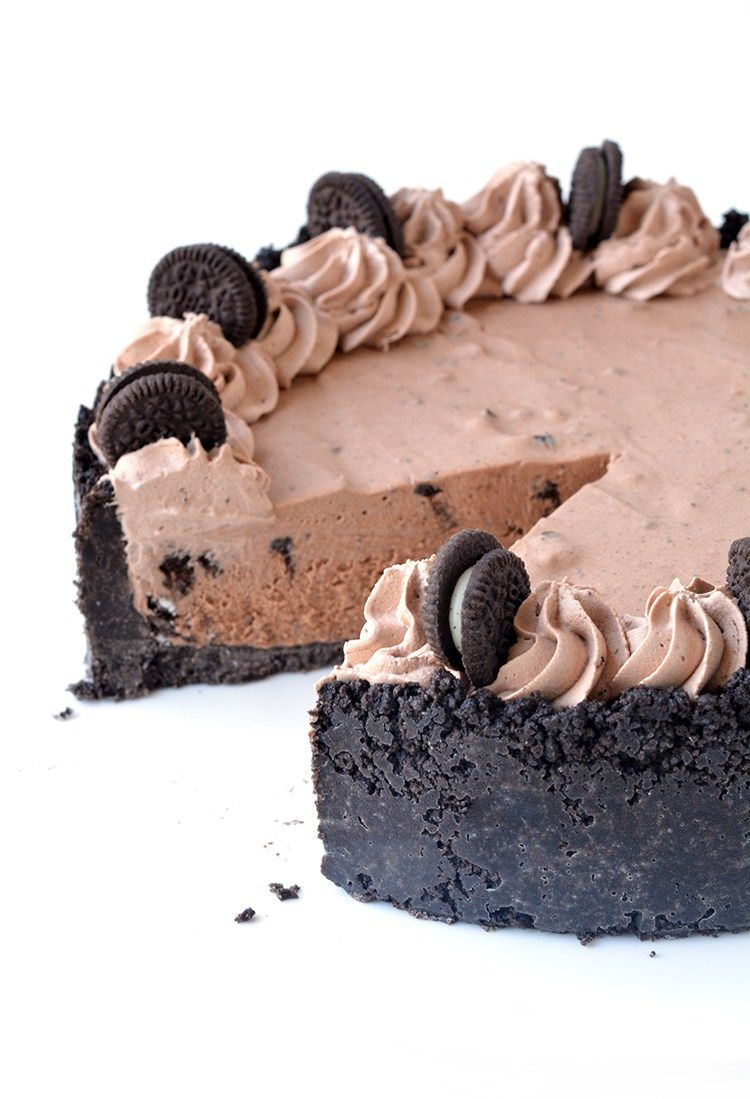 Chocolate Oreo Ice Cream Pie Recipe Oreo Ice Cream Ice Cream Cake Recipe Easy Ice Cream