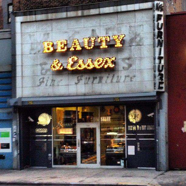 Beauty And Essex Food/drinks New York 146 Essex Street New