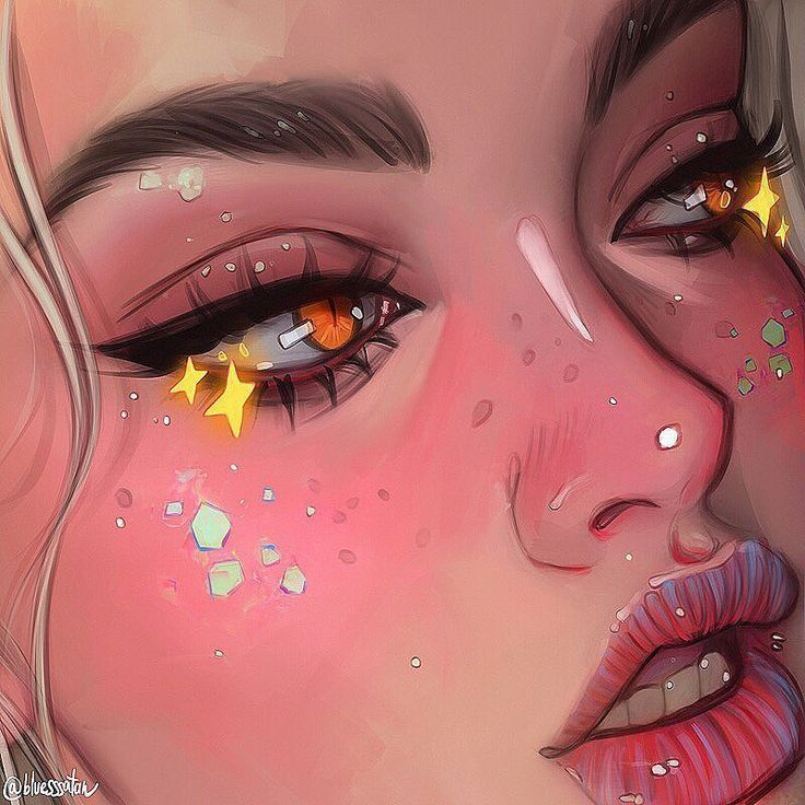 Art Numerique Tumblr Concept Art Art Concept Numerique Tumblr In 2020 Girly Art Art Digital Art Girl