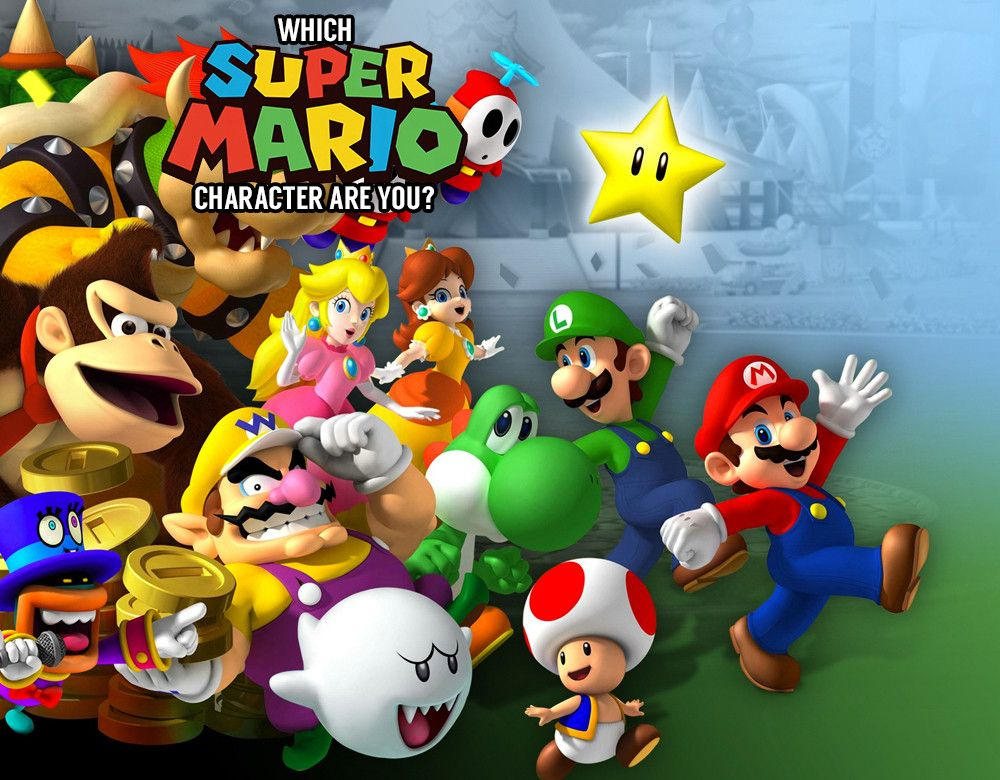 I Took Zimbio S Super Mario Quiz And I M A Koopa Troopa