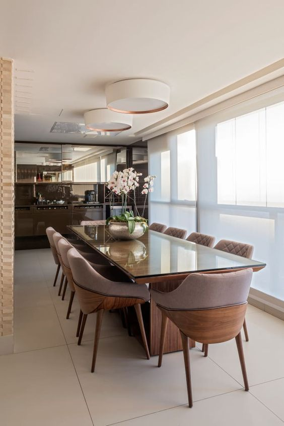 60 Modern Dining Room Design Ideas | Luxury Dining Tables, Dining Table  Design And Oval Table