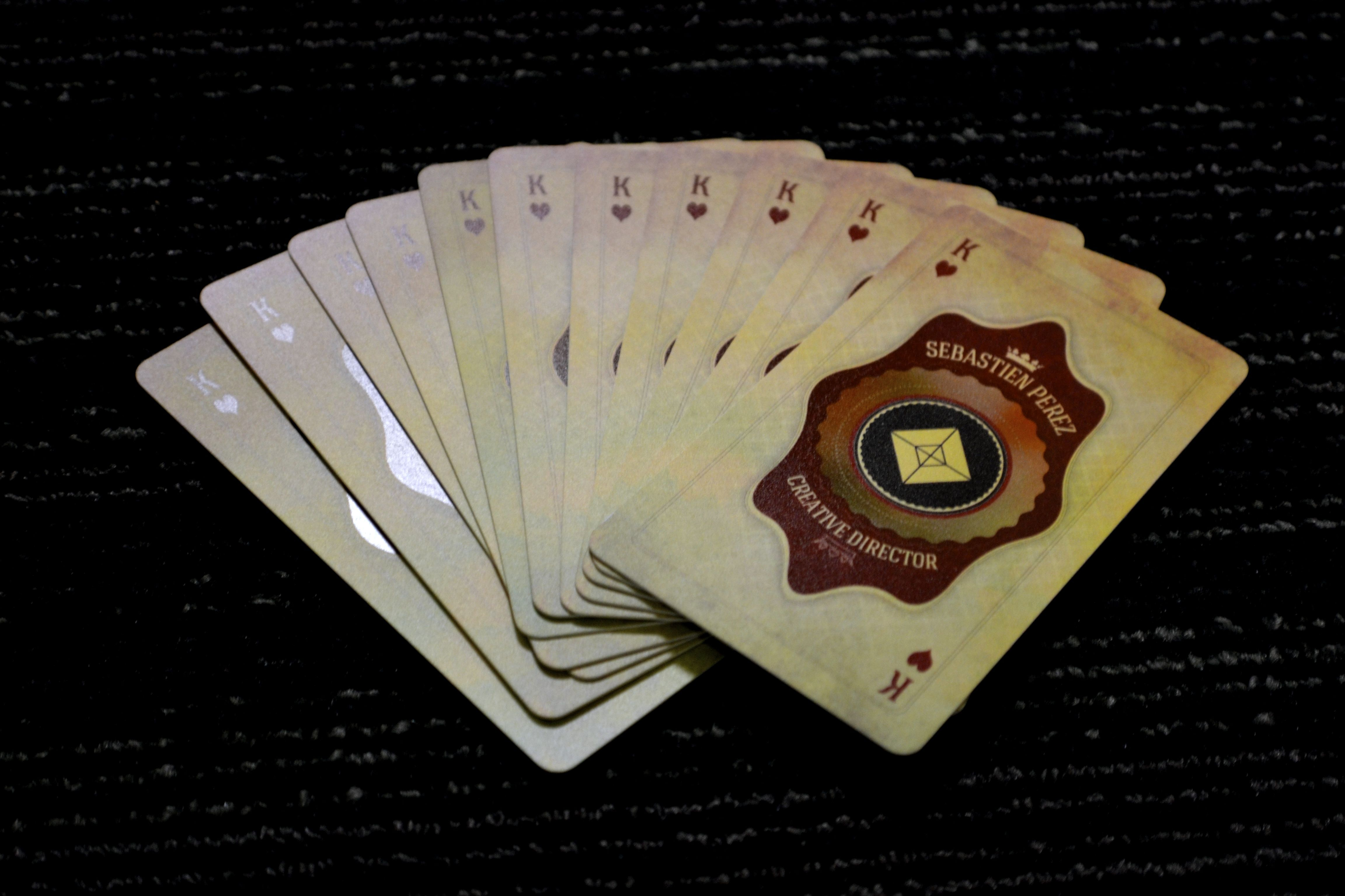 This is it! Our giveaway of 1000 silk laminated business cards ...