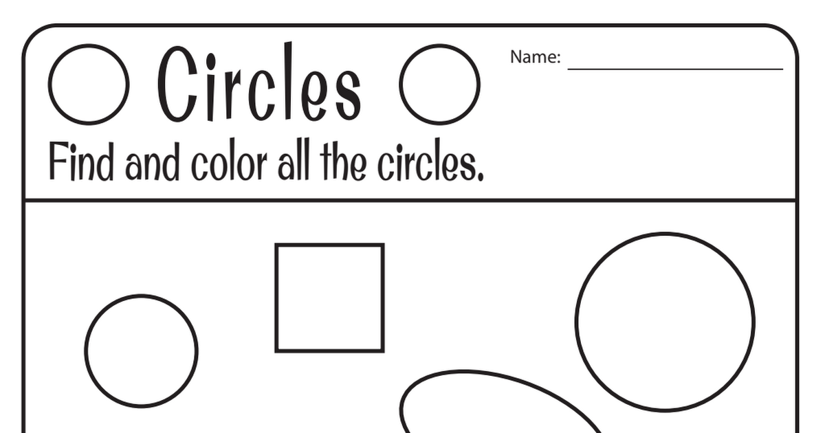 shapes coloring worksheets_1.pdf Formes