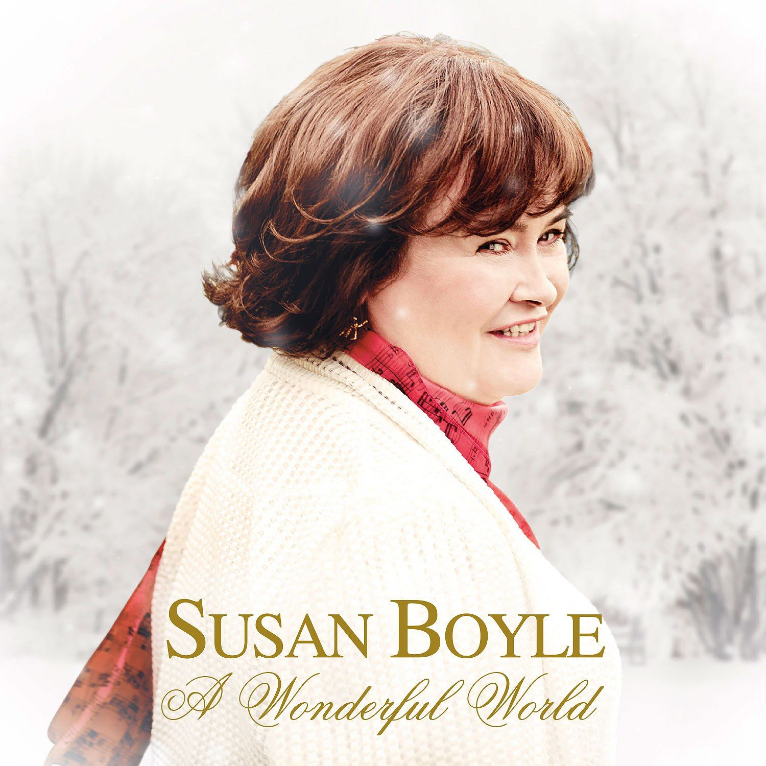 susan boyle is back on track with new christmas album