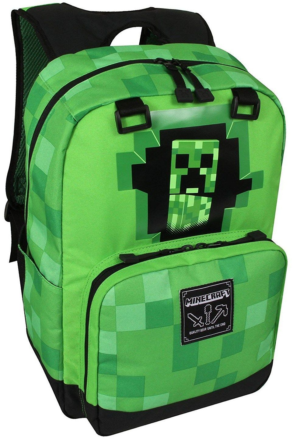 7f44f7c22 10+ OUTCLASS MINECRAFT BACKPACK IN 8-BIT STYLE | AMAZING BACKPACK ...
