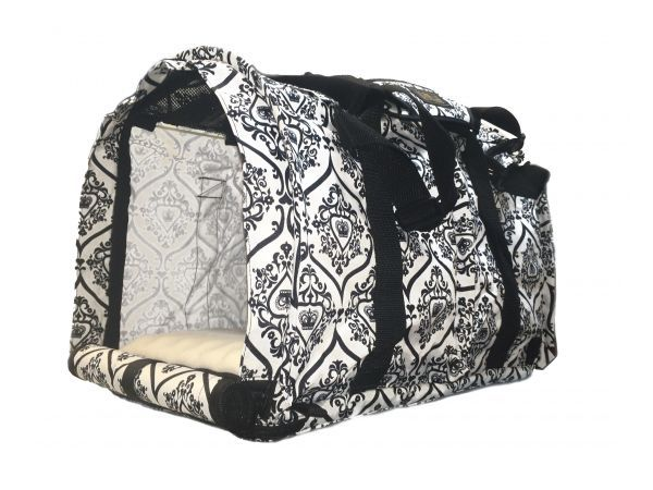 Hundetasche Sturdi Bag Limited Edition - Black Crown - hochflexibel ...