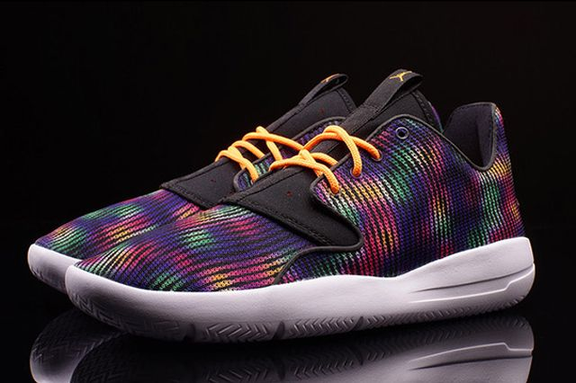 buy online eb8e5 6800a Jordan Eclipse - Multicolour Jordan Eclipse Grey, Rainbow Flip Flops,  Walking Shoes, Designer