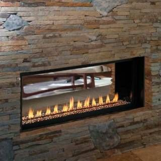 Superior Fireplaces Vrl4543zm Linear Fireplace Superior Fireplace Vent Free Gas Fireplace