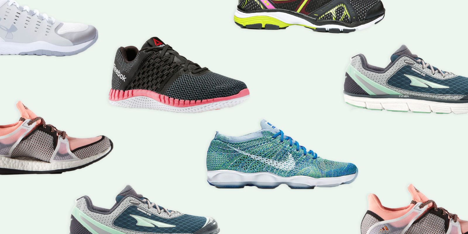 gym workout shoes for ladies