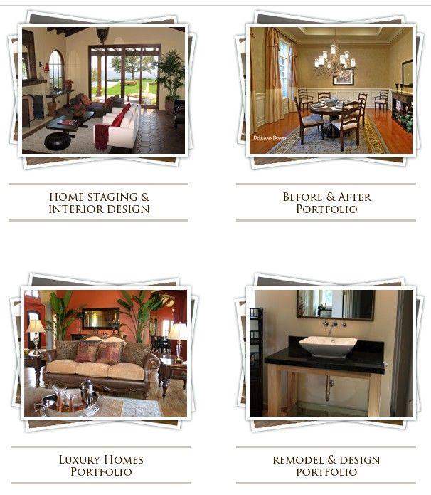 Interior Design Home Staging: TIPS FOR HOME STAGING & INTERIOR DESIGN