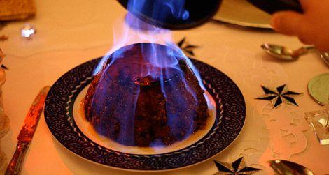 The Wonderful English Pudding