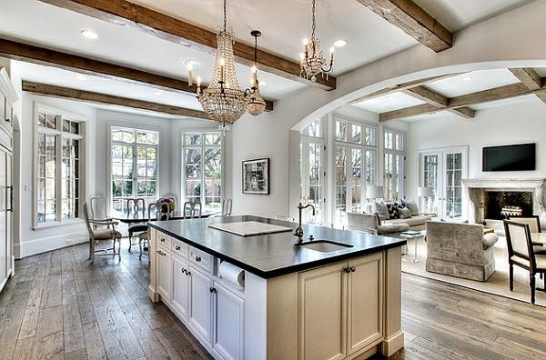 50 Ideen für Kücheneinrichtung und Küchenmöbel mit