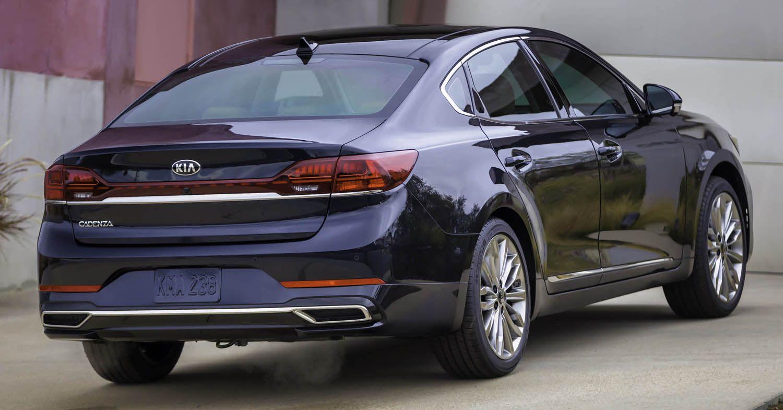 كيا كادينزا 2020 الجديدة كليا سيارة السيدان الكورية الأنيقة والفاخرة تتجد بشكل شبه كامل موقع ويلز Kia Suv Sedan