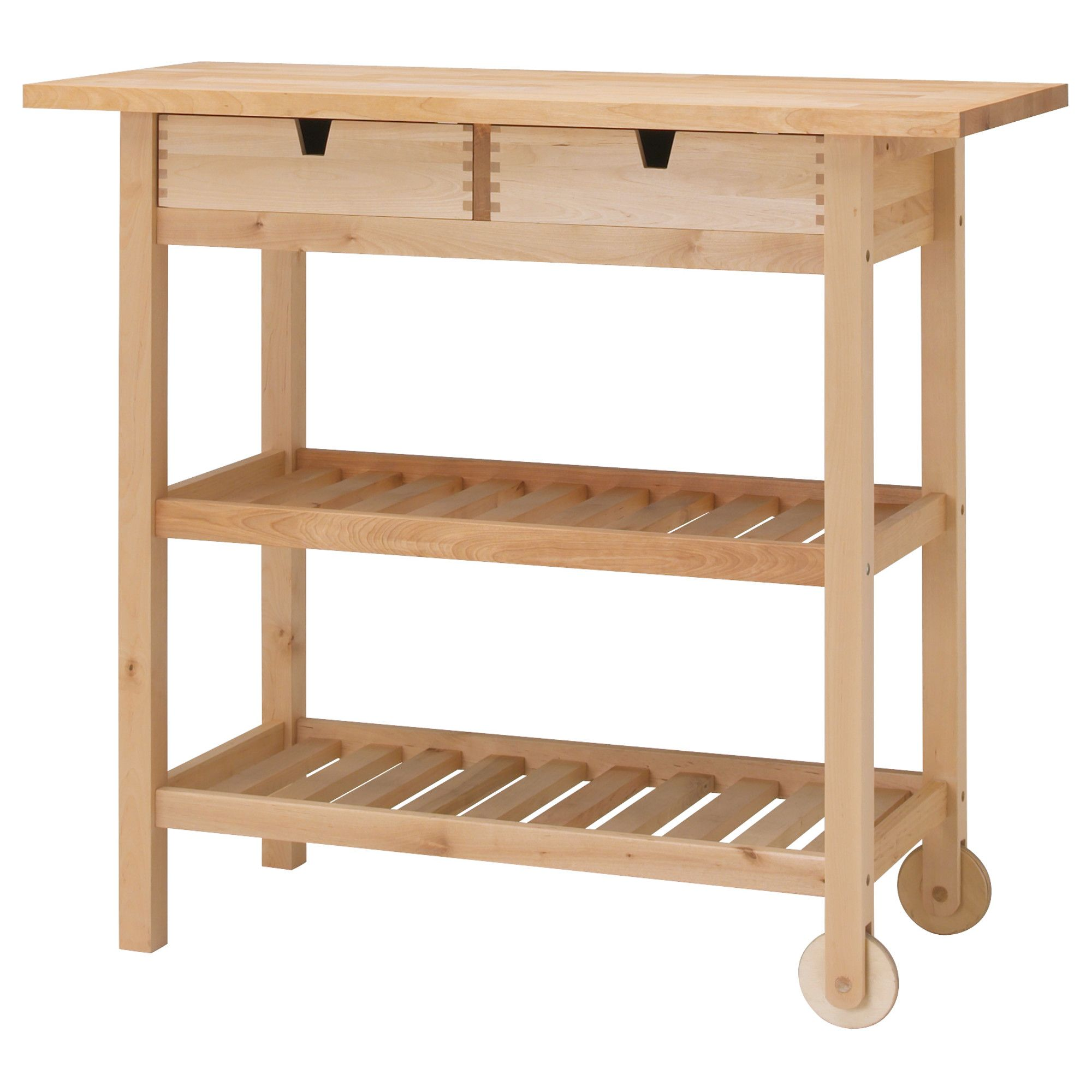 Forhoja Kitchen Cart Birch Commodity Fetishes Muebles Cocinas