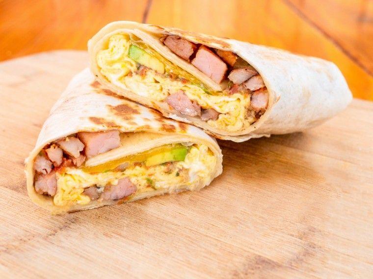 Campfire Breakfast Burritos Kentucky Legend In 2020 Campfire Breakfast Burritos Breakfast Burritos Campfire Breakfast