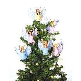 Check Out These Fun Angel Decorations From My Website
