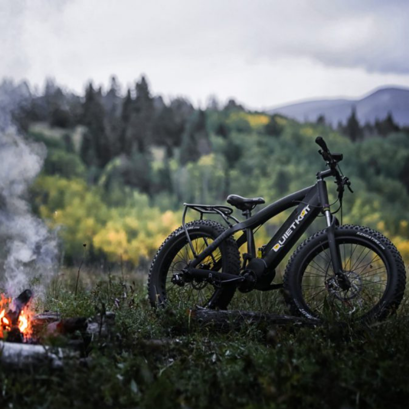 Electric Bikes Can Go Where Atvs Can T Electric Mountain Bike