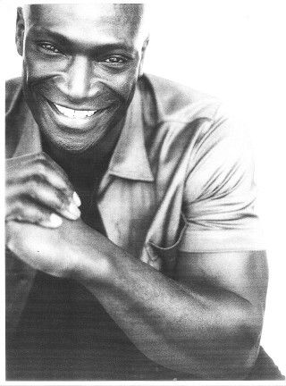"Peter Mensah of ""Spartacus"""
