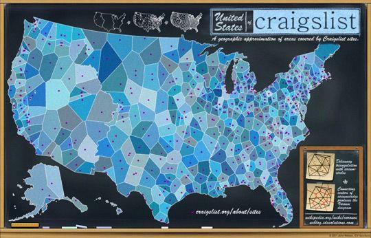 The United States of Craigslist.