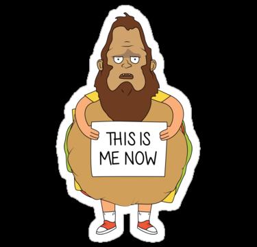 Beefsquatch Bobs Burgers Famous Cartoons Cartoons Love