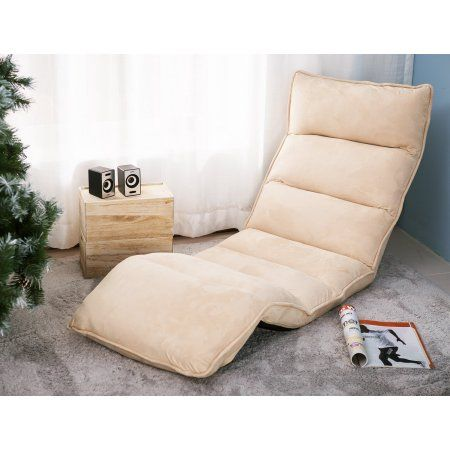 Cool Merax Foldable Floor Chair Relaxing Lazy Sofa Bed Seat Couch Alphanode Cool Chair Designs And Ideas Alphanodeonline