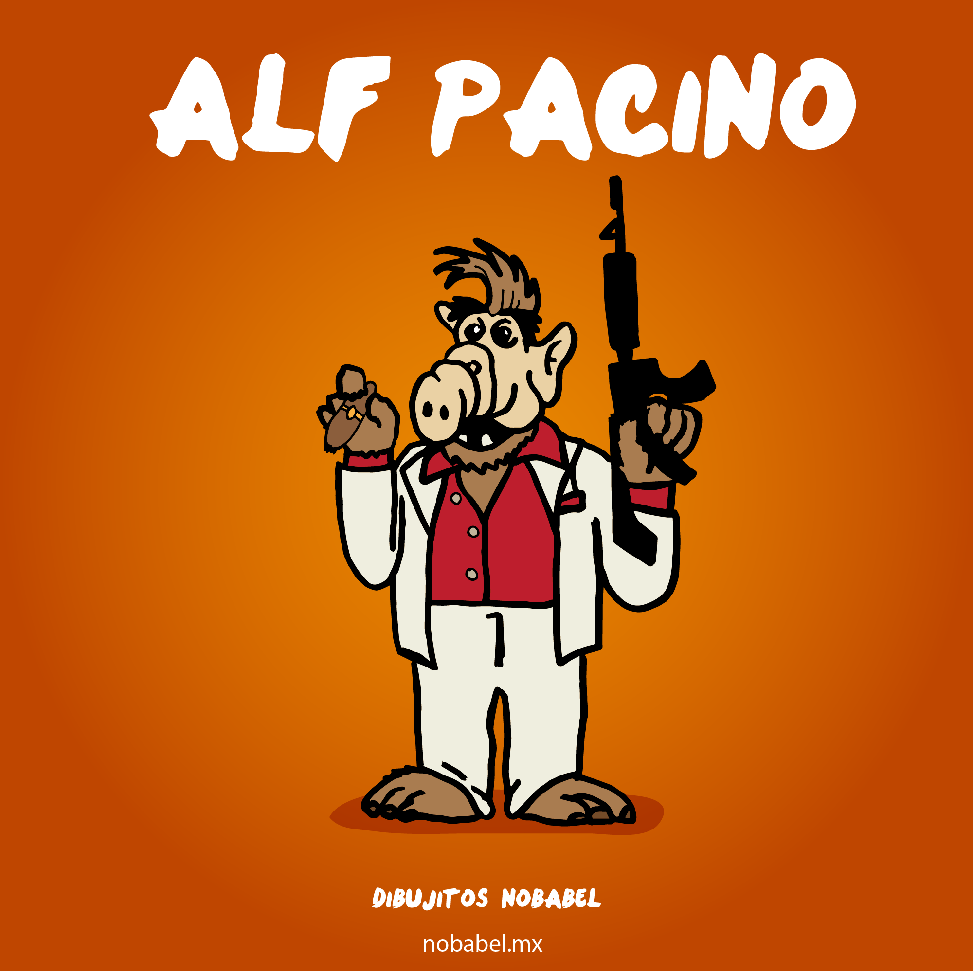 Alf Quotes Alf Pacino  Nobabel  Pinterest  Humor