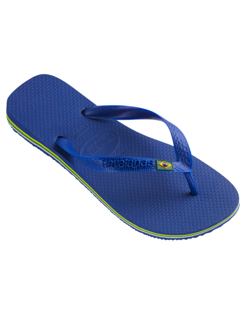 74aebc5623ce Great to have your own! Check out for our New Arrivals! Havaianas brazil  marine blue flip flops